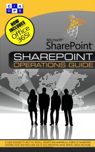 SharePoint Operations Guide
