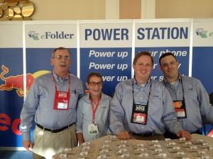 eFolder Crew at IT Nation