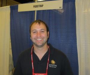 Geoff Parker PacketTrap