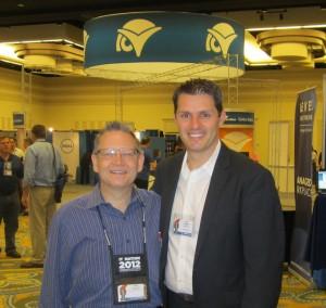 Karl Palachuk and Jay McBain
