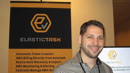 Lubbi Ernjakovic from ElasticTask