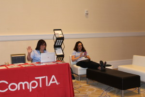 The CompTIA Lounge