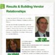Results & Building Vendor Relationships