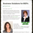 Business Solutions for MSPs