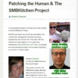 Patching the Human & The SMBKitchen Project
