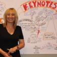 Drawn to Learn: Visual Practitioner Brings Conference to Life