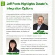 Jeff Ponts Highlights Datatel's Integration Options